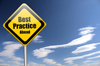 Best Practices Ahead