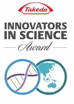 Innovators in Science Award